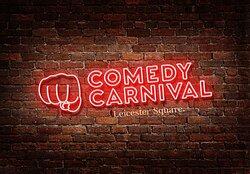Comedy Carnival Leicester Square