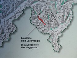 location of the Vallemaggia floodplain