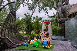 Kids Pool and Playground