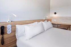 Quarto Duplo / Double Room / Habitación doble matrimonial