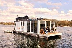 Berlins größte Auswahl an Hausbooten