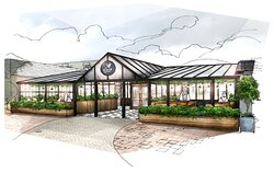 Mill Rythe Coastal Village - Phase 1 Plans - The Missing Squirrel - Conservatory Images for illustrative purposes only