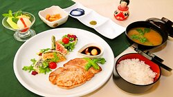 Tohoku Destination Campaign Limited Dinner Menu