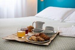 servizio colazione in camera