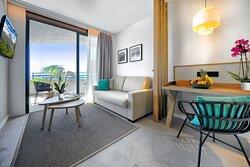 Family Room Sea View - LABRANDA Suites Costa Adeje