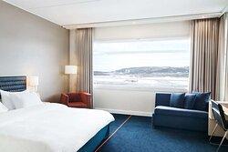 Premium Room - Fjord  Runway View