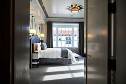 Alcazar Suite Master Bedroom