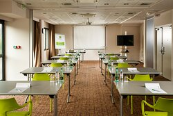 Host your event in our stylish Venus and Saturn Meeting Rooms