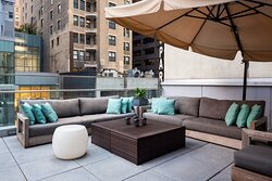 EVEN Hotel New York - Midtown East Patio
