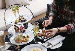 Lobby Lounge - High Tea
