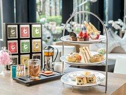 Lobby Lounge - Afternoon Tea