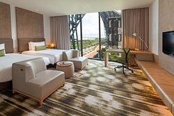 Club Room with 2 Twin Beds