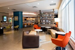 Relax in the lobby Bar and Lounge