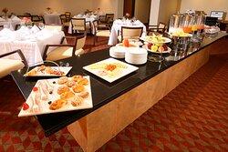 Breakfast Bar at Executive Lounge