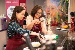 Кулинарная студия Академия дель Густо, 14.04.2021