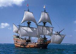Mayflower's return - 2020