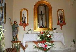 The Ermita del Calvario chapel
