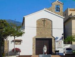 The Chapel of the Virgen del Carmen