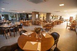 Restaurante Villa Ravello (anexo ao hotel)