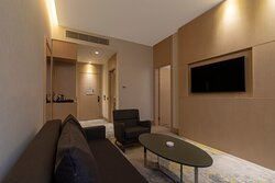 Suite with King Size and Sofa
