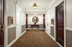 Hallway - WorldMark Seattle - The Camlin