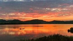 xia zhu lake