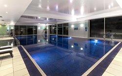 18m Heated Indoor Pool