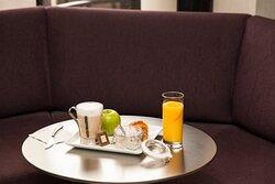 Express breakfast in the Bar
