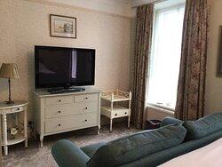 Mill Gill Studio Apartment Suite seating area