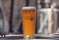 New glassware with our main logo!