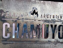 Chamuyo parrilla argentina