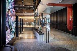 QT Auckland Lobby