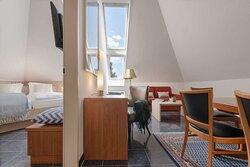 Zimmer / room, City Partner Hotel Europa Münster