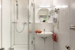Bad / bathroom, City Partner Hotel Europa Münster