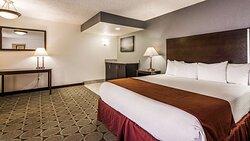 1 King Bedroom Oversized