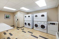 Full-sized Laundry Facility