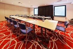 "Our daylight meeting room ""Albertinum"""