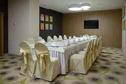Volga Banquet hall for your conference