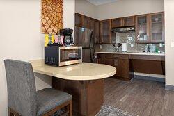 Kitchen ADA 1 Bedroom Suite