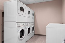 Complementary Self Laundry  Facility