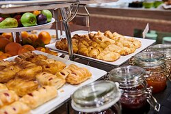 Pastries for your breakfast.