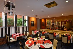 Our restaurant 7 du Plaza