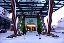 Entrance Holiday Inn Ankara Cukurambar