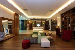 Front Desk Holiday Inn Ankara Cukurambar