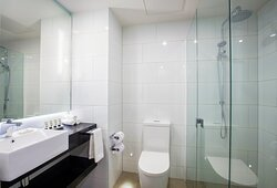 Bathroom in Executive Guestroom