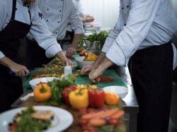 Sunnyland chefs at work