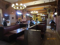 Inside dining Ara