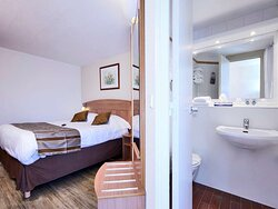 Kyriad Meaux Guest Rooms