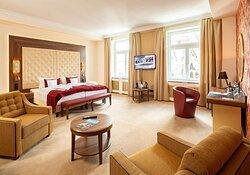 Premium Comfort double or twin bed room_TOP Hotel Chemnitzer Hof Chemnitz