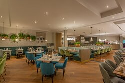 Try out our A La Carte or Early Bird Menu in our new restaurant